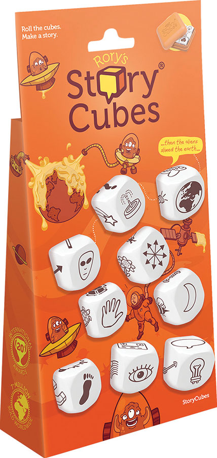 Rory`s Story Cubes: Classic Game Box