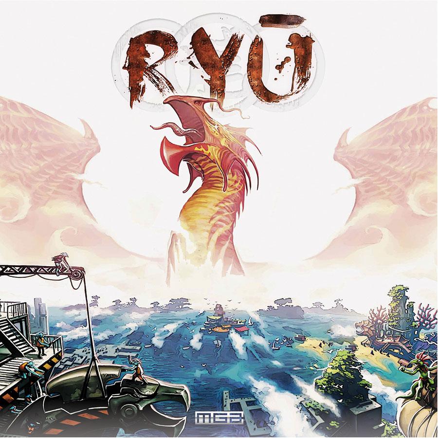 Ryu Box Front
