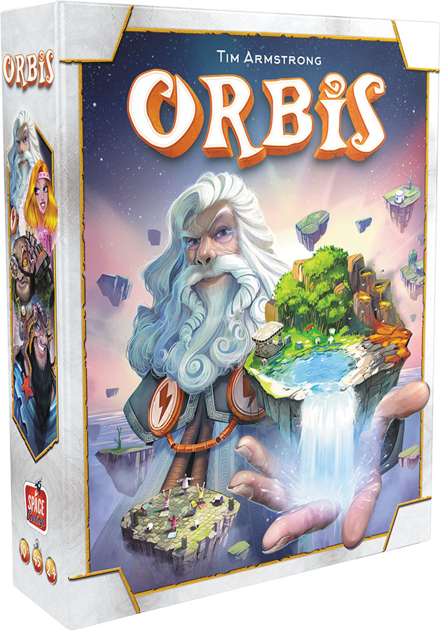 Orbis Game Box