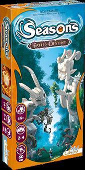 Seasons: Path Of Destiny Box Front