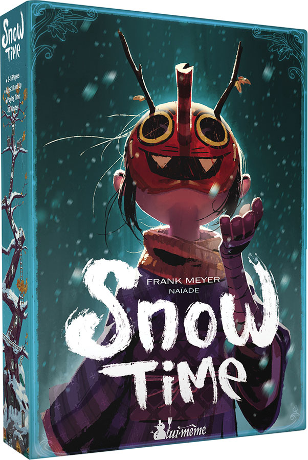 Snow Time Game Box