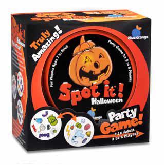 Spot It!: Halloween Box Front