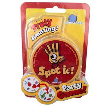 Spot It! (peg Version) Game Box