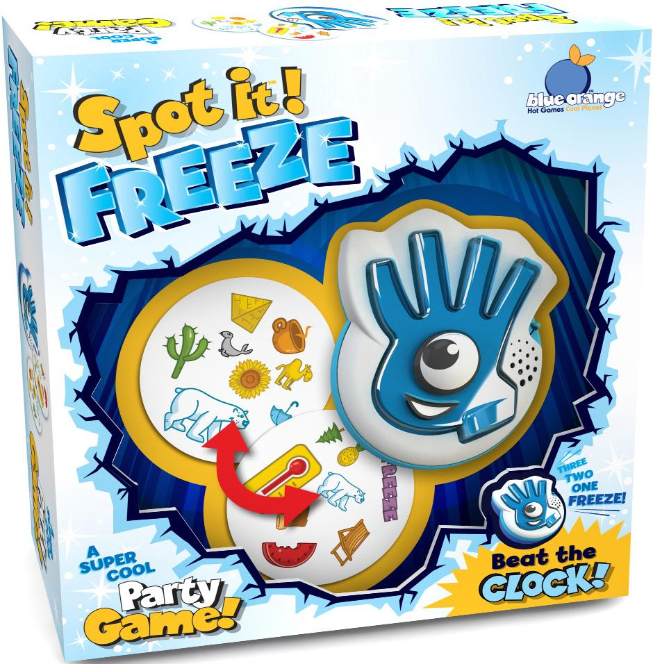 Spot It!: Freeze Box Front