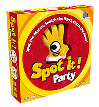 Spot It!: Party Box Front