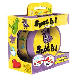 Spot It! Classic Mini Game Box