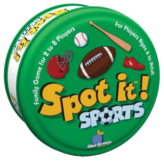 Spot It!: Sports Box Front