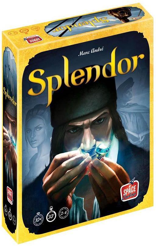 Splendor Box Front