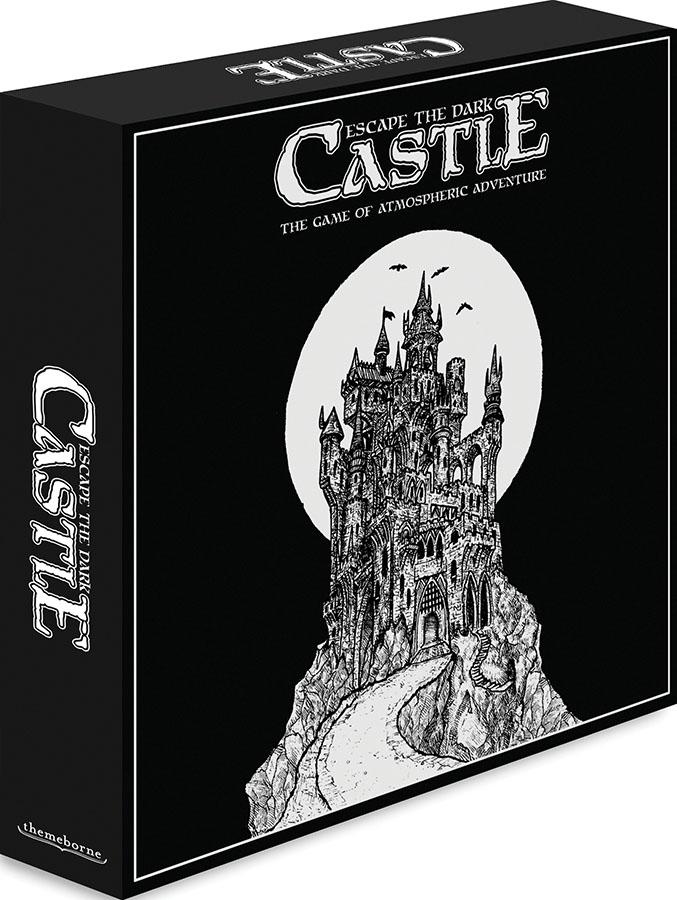 Escape The Dark Castle Game Box
