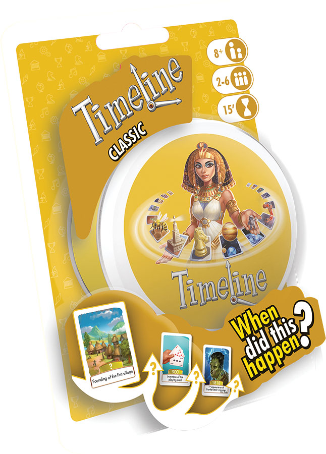 Timeline: Classic (display 6) Game Box
