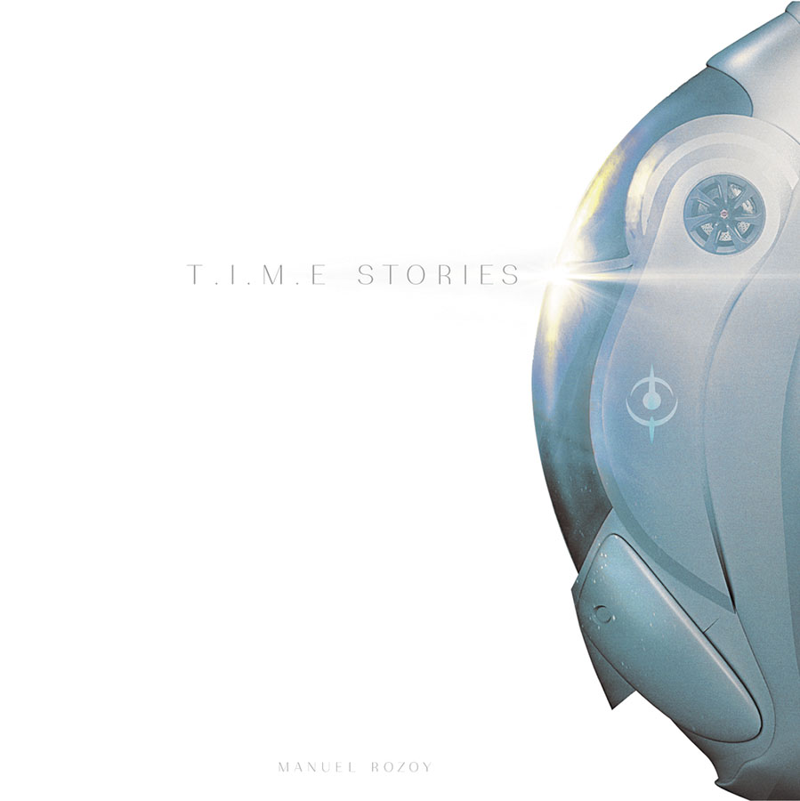 Time Stories Box Front