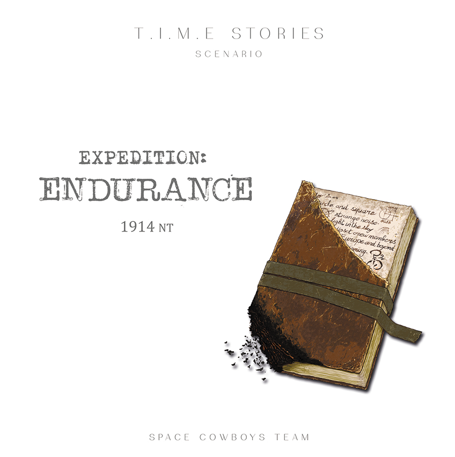 Time Stories: Expedition Endurance Expansion Box Front