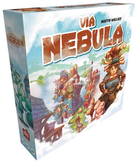 Via Nebula Box Front