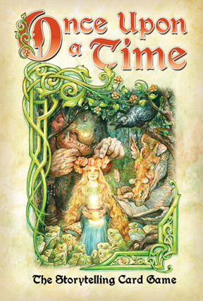 Once Upon A Time: 3rd Edition Box Front