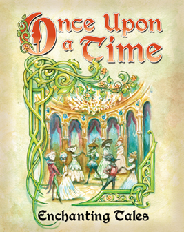 Once Upon A Time: 3rd Edition Enchanting Tales Card Game Box Front