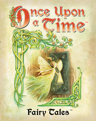 Once Upon A Time: Fairy Tales Box Front