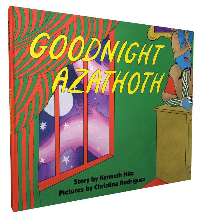 Goodnight Azathoth Hardcover Box Front