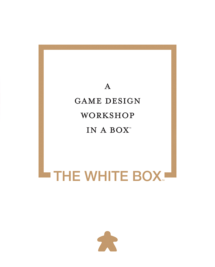 The White Box Box Front