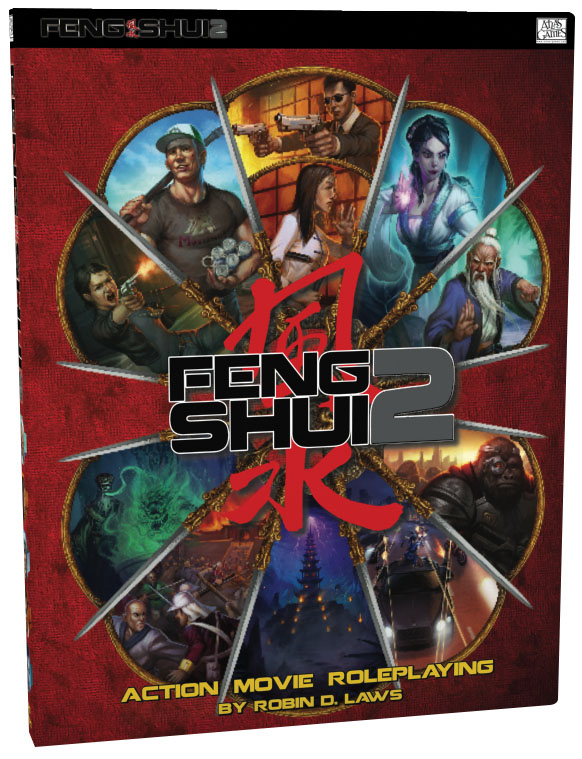 Feng Shui 2 Hardcover Box Front
