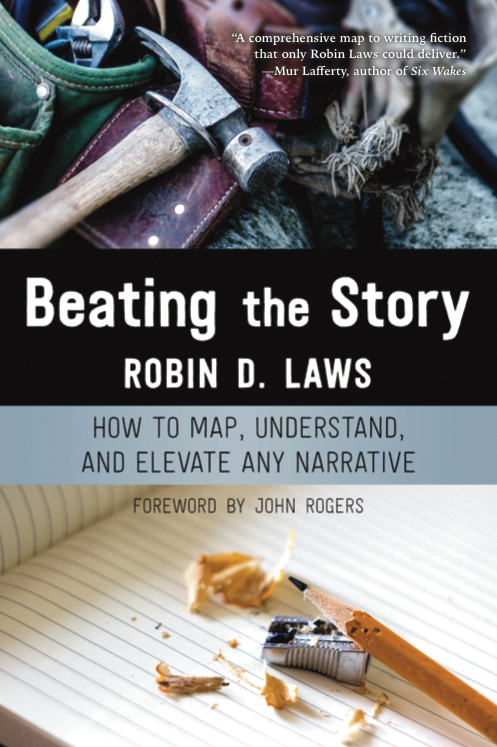 Beating The Story By Robin D. Laws Box Front