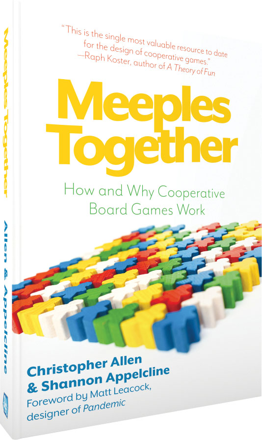 Meeples Together Game Box