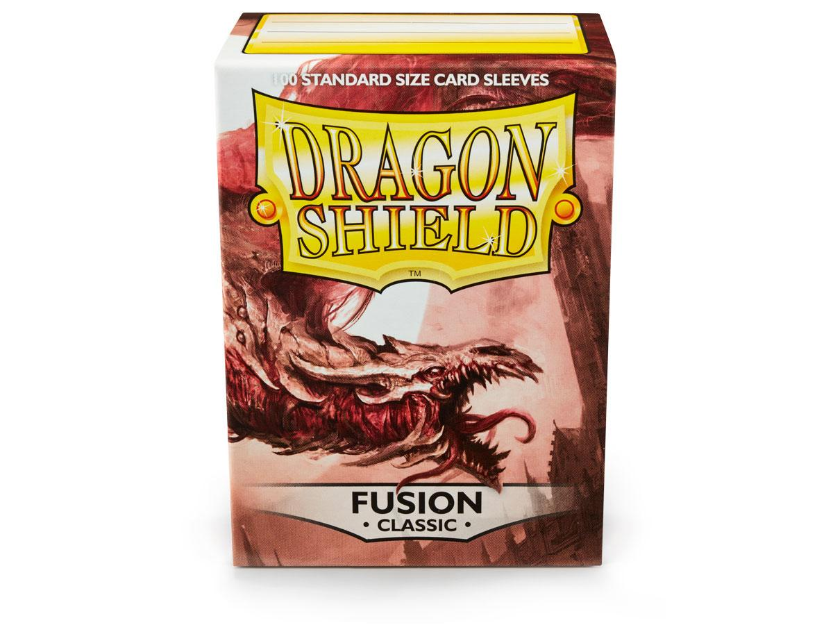 Dragon Shields: (100) Fusion Game Box