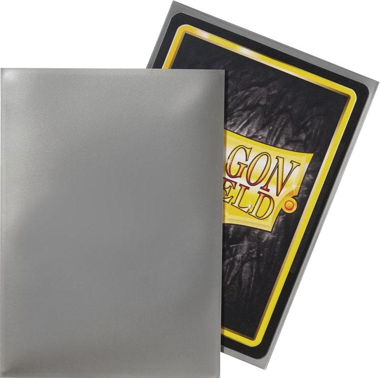 Dragon Shields: (50) Classic Silver Game Box