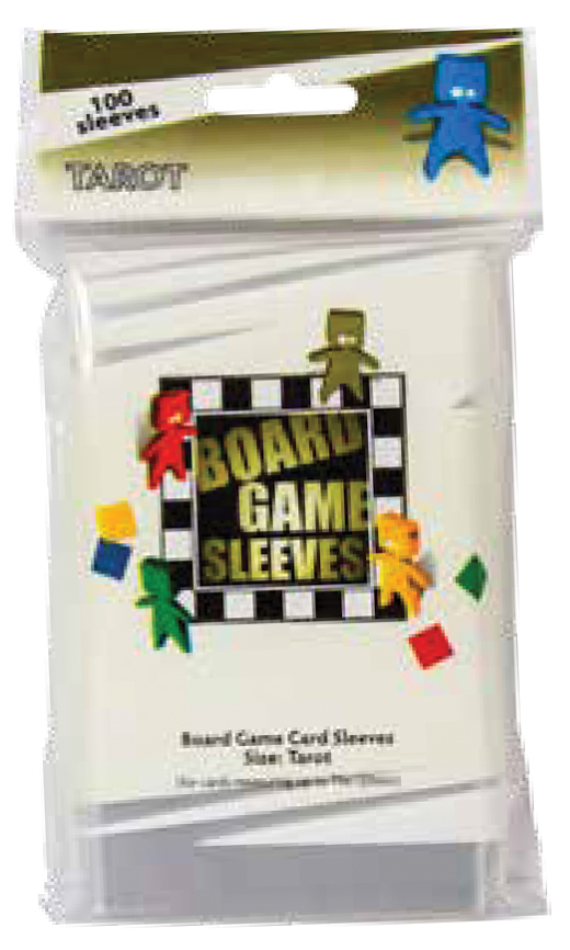 Tarot Board Game Sleeves 4.73in X 2.75in (100) Box Front