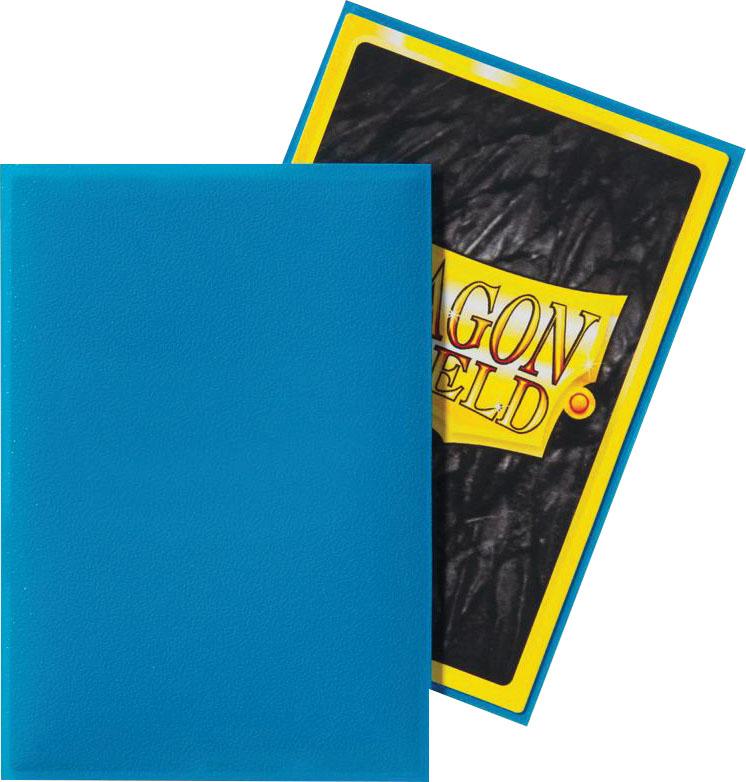 Dragon Shields Japanese: (60) Classic Sky Blue Game Box