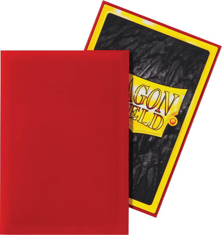 Dragon Shields Japanese: (60) Classic Crimson Game Box