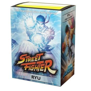 Dragon Shields: (100) Street Fighter Ruy