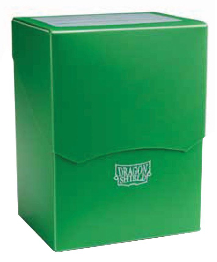 Dragon Shield: Deck Shell - Green Box Front