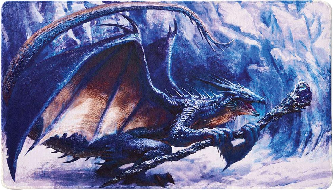 Dragon Shield: Playmat Royenna Sapphire Game Box
