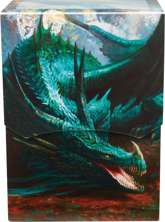 Dragon Shields: Art Deck Shell Cor Mint Game Box