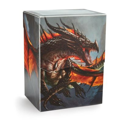 Dragon Shield: Art Deck Shell - Amina Game Box
