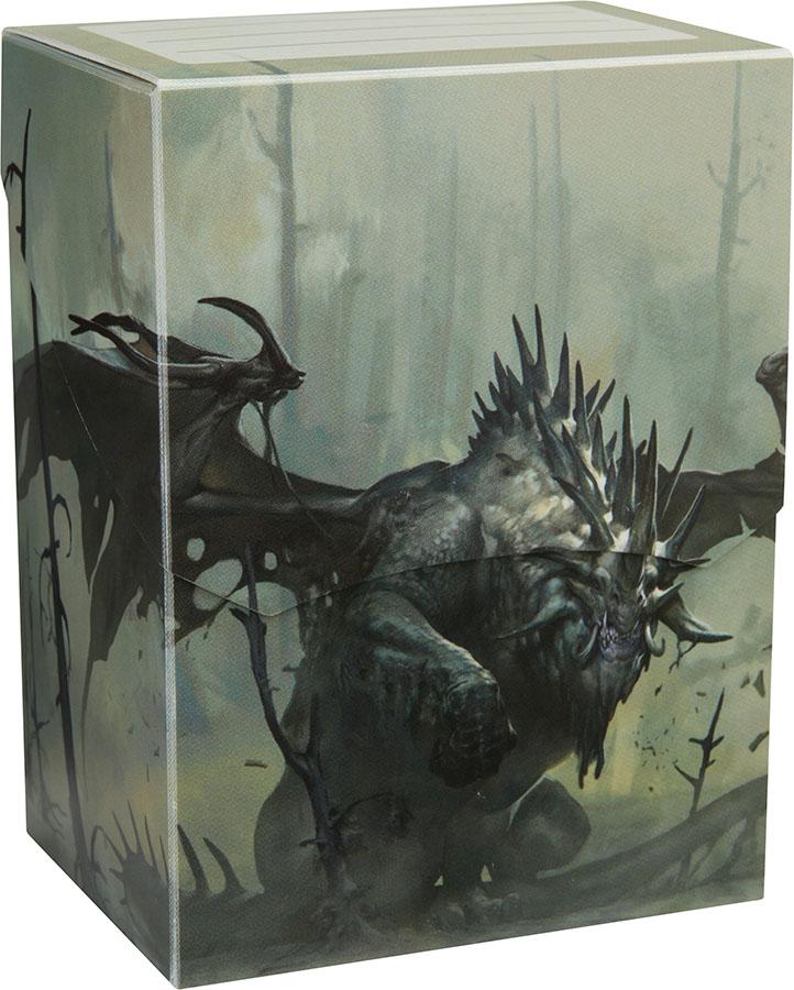 Dragon Shield: Art Deck Shell - Dashat Game Box