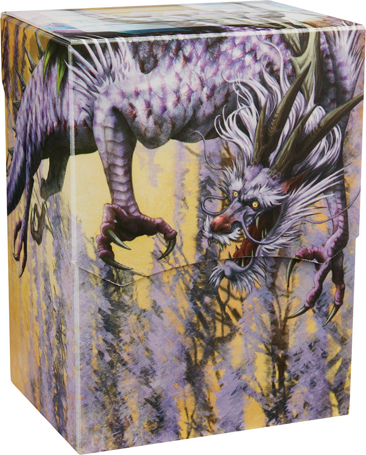 Dragon Shield: Art Deck Shell - Pashalia Game Box