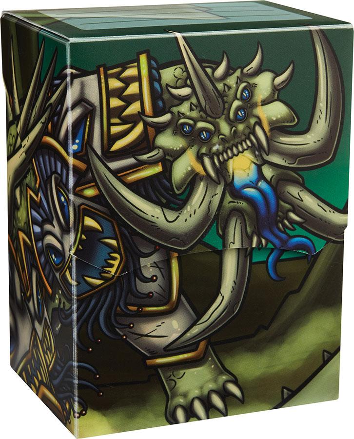 Dragon Shield: Art Deck Shell - Opylae Game Box