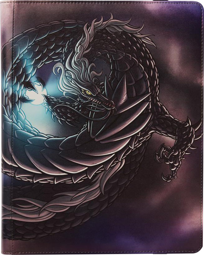 Dragon Shield: Card Codex 360 Portfolio Tao Dong Game Box