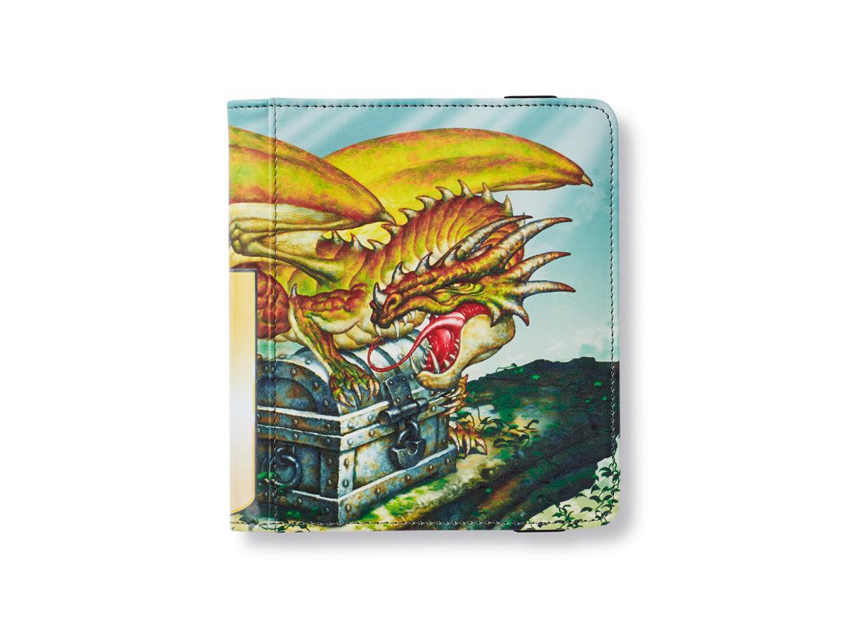 Dragon Shield: Card Codex 80 Portfolio 2/4 Guardian Art Game Box