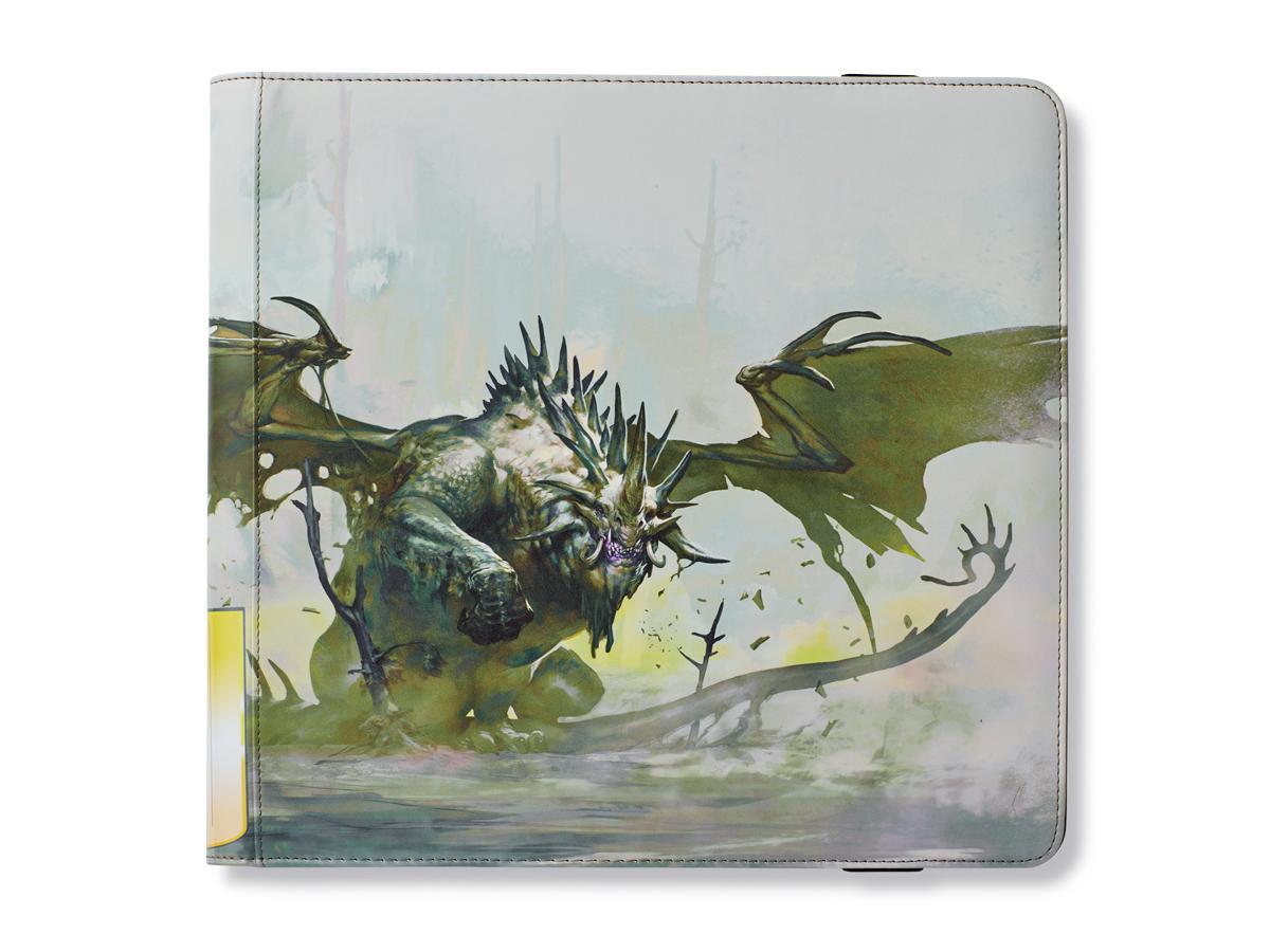 Dragon Shield: Card Codex 576 Portfolio 12/24 Dashat Art Game Box