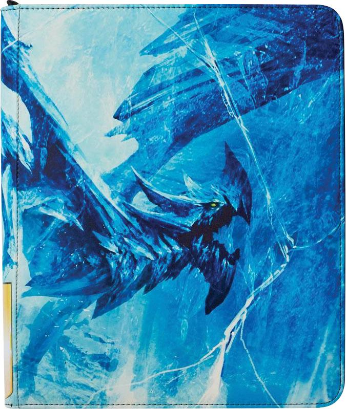 Dragon Shield: Card Codex Zipster Binder Borcea Art Game Box