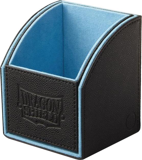 Dragon Shield: Nest Box Black/blue Game Box