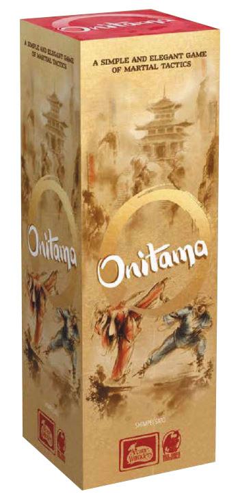 Onitama Box Front