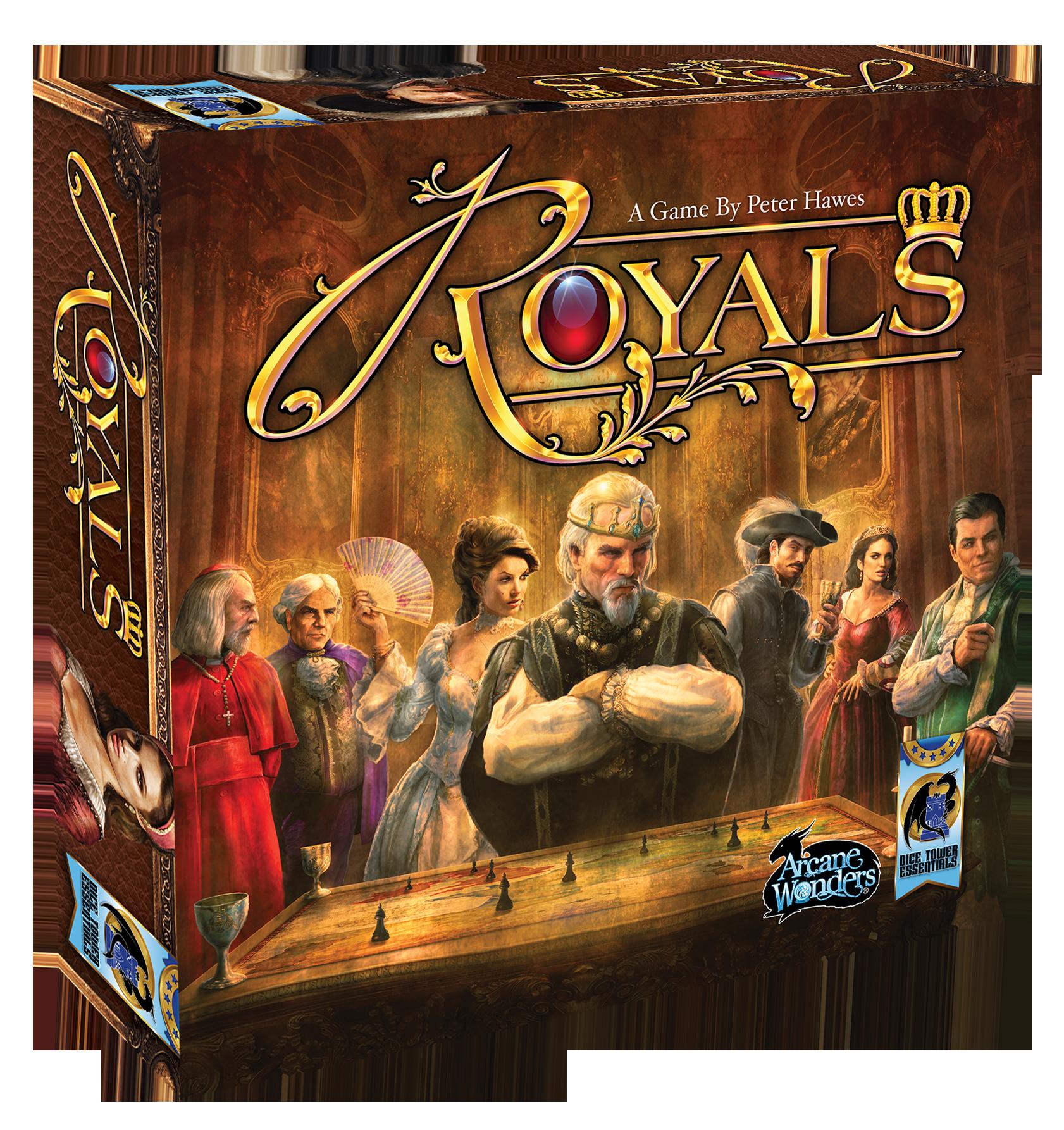 Royals Box Front