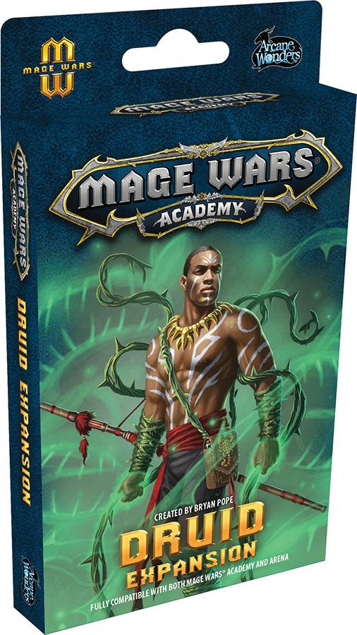 Mage Wars Academy: Druid Game Box