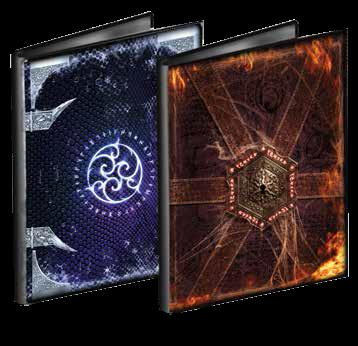 Mage Wars: Official Spellbook Pack 3 Box Front
