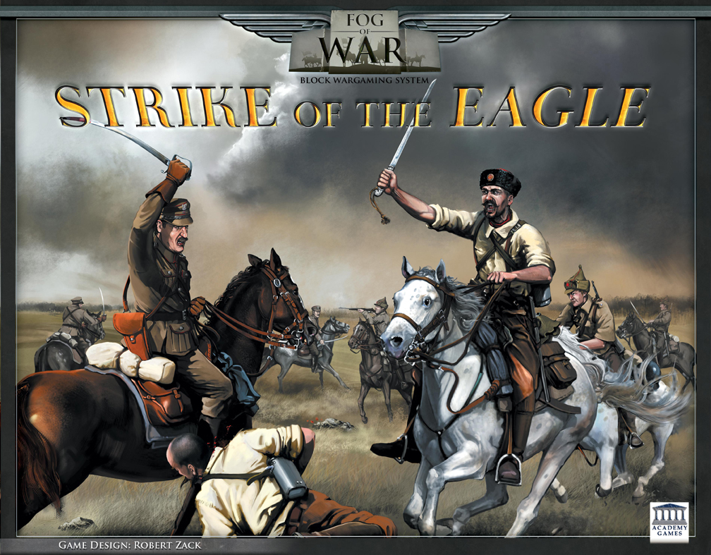 Fog Of War: Strike Of The Eagle Box Front