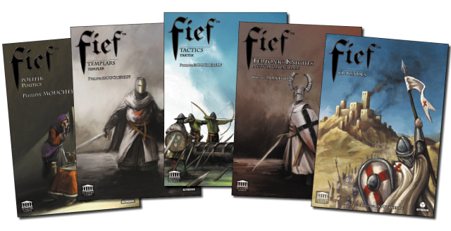 Fief: Expansions Pack Box Front