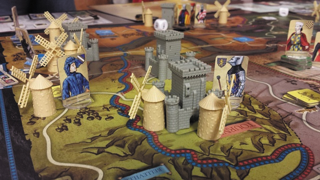 Fief: Medieval Buildings Pack Box Front